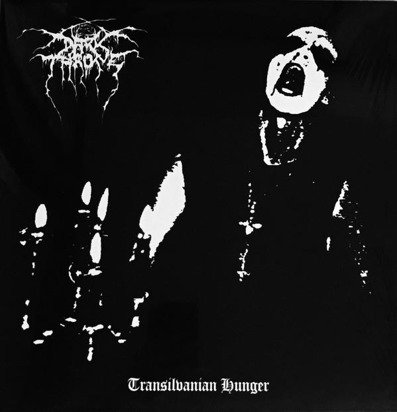 "Darkthrone ""Transylvanian Hunger Lp"""