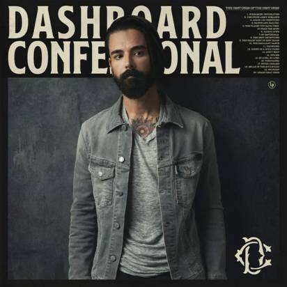 "Dashboard Confessional ""The Best Of The Best Ones LP CREAM"""