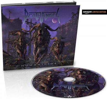 "Death Angel ""Humanicide Limited Edition"""