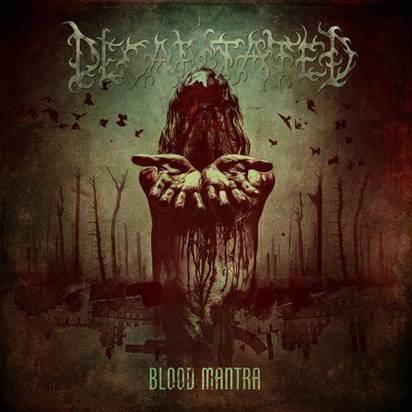 "Decapitated ""Blood Mantra  Limited Edition"""