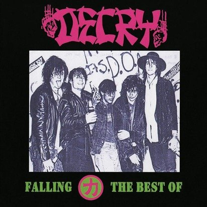"Decry ""Falling - The Best Of"""
