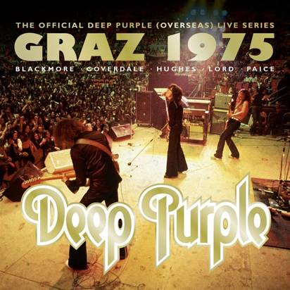 "Deep Purple ""Graz 1975 Cd"""