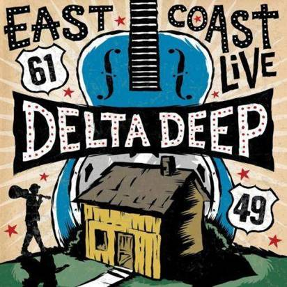 "Delta Deep ""East Coast Live Lp"""