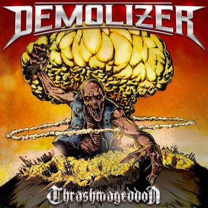 "Demolizer ""Thrashmageddon LP"""