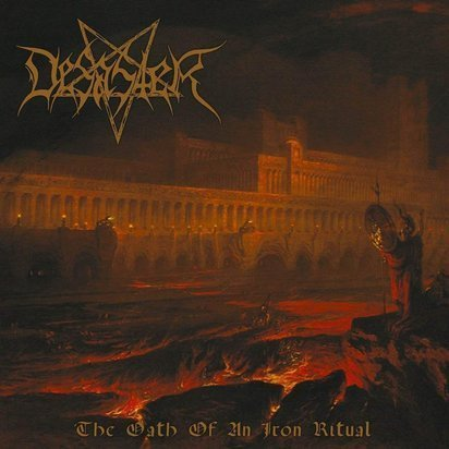 "Desaster ""The Oath Of An Iron Ritual Lp"""