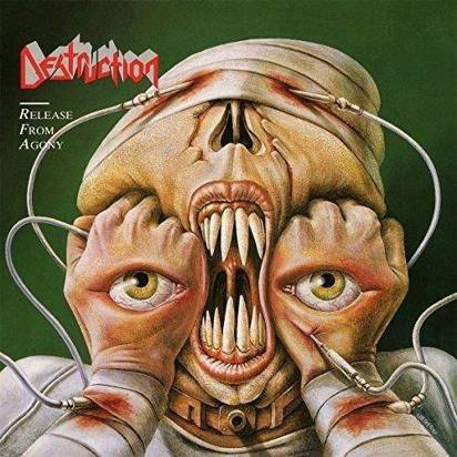 "Destruction ""Release From Agony Lp"""