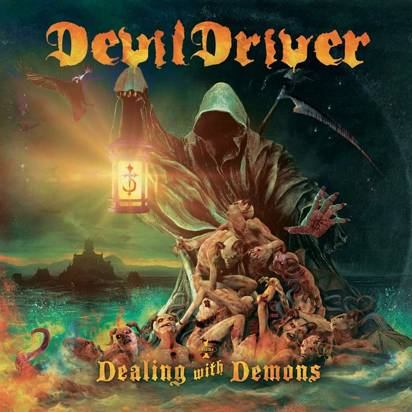 Devildriver -Dealing With Demons I Limited Edition