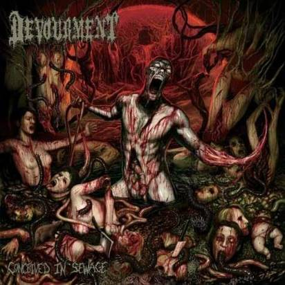 "Devourment ""Conceived In Sweage"""