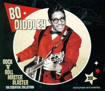 "Diddley, Bo ""Rock N Roll Master Blaster"""