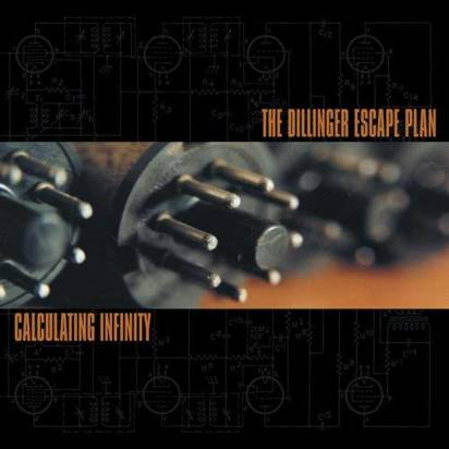 "Dillinger Escape Plan, The ""Calculating Infinity"""