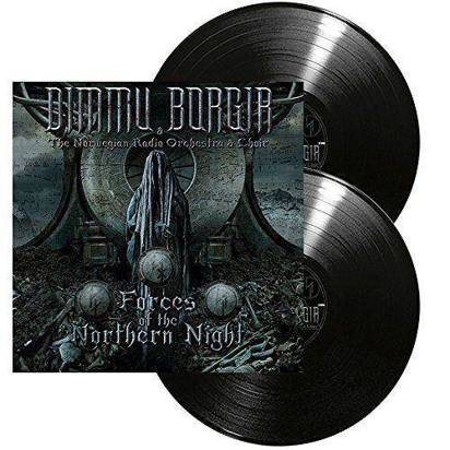 "Dimmu Borgir ""Forces Of The Northern Night Lp"""