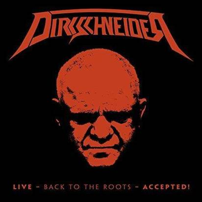 "Dirkschneider ""Live Back To The Roots Accepted Cdbr"""