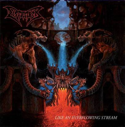 "Dismember ""Like An Ever Flowing Stream LP"""