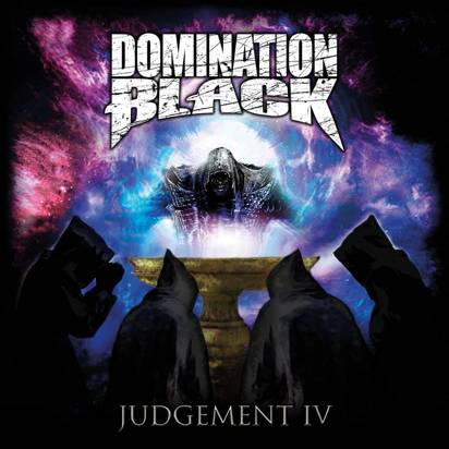 "Domination Black ""Judgement IV"""