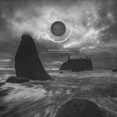 "Downfall Of Gaia ""Aeon Unveils The Thrones Of Decay"""