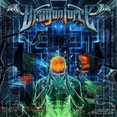 "Dragonforce ""Maximum Overload Lp"""