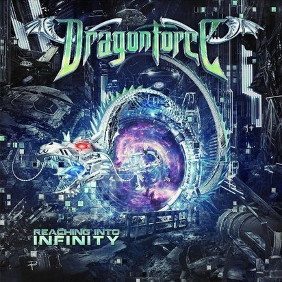 "Dragonforce ""Reaching Into Infinity Lp"""