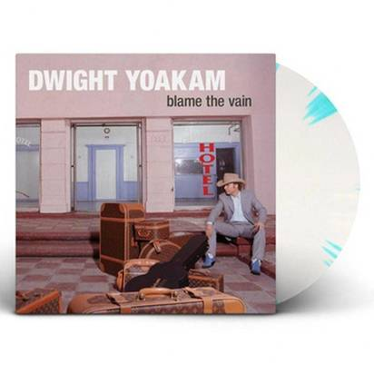 "Dwight Yoakam ""Blame The Vain Colored Indies LP"""