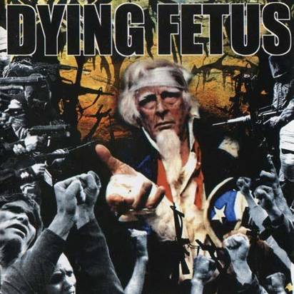 "Dying Fetus ""Destroy The Opposition"""