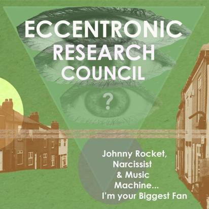 "Eccentronic Reasearch Council, The ""The Low Life of Johnny Rocket Lp"""