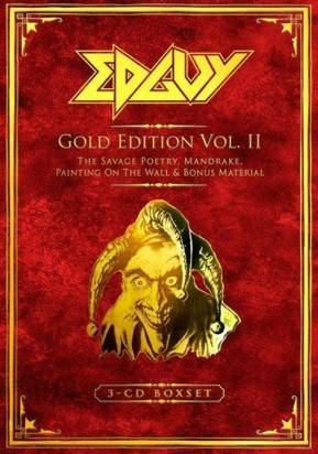 "Edguy ""Gold Edition"""