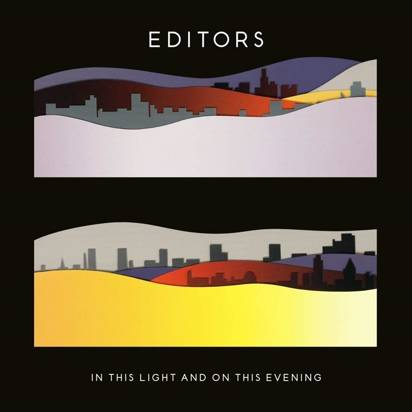 "Editors ""In This Light And On This Evening LP"""