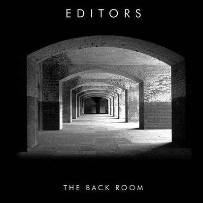 Editors - The Back Room 15 Anniversary Edition LP WHITE