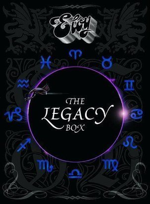"Eloy ""The Legacy Box"""