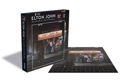 "Elton, John ""Don't Shoot Me I'm Only The Piano Player Puzzle 500 Pcs"""