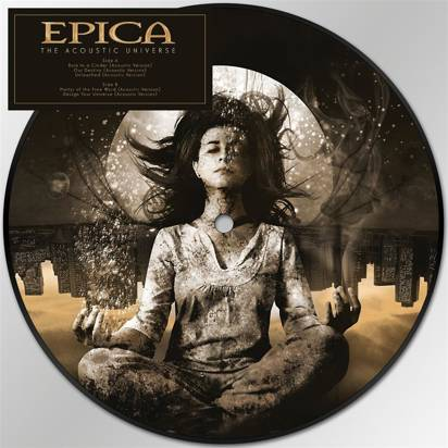 "Epica ""The Acoustic Universe PLP"""