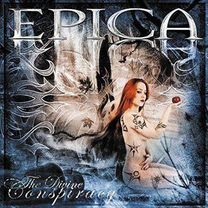 "Epica ""The Divine Conspiracy Red LP"""