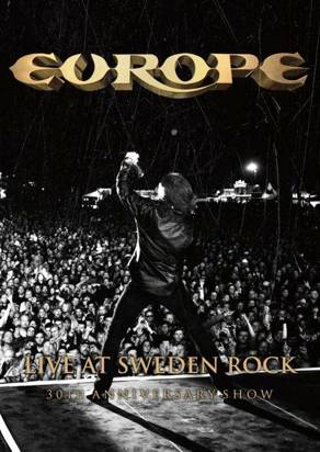 "Europe ""Live At Sweden Rock Dvd"""