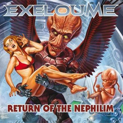 "Exeloume ""Return Of The Nephilim"""