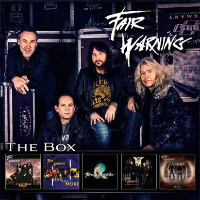 "Fair Warning ""The Box"""