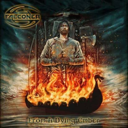 "Falconer ""From A Dying Ember LP"""