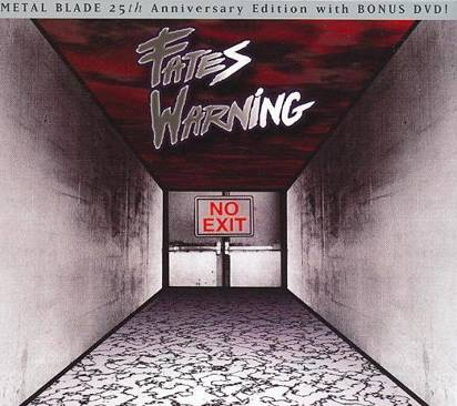 "Fates Warning ""No Exit"" Ltd"