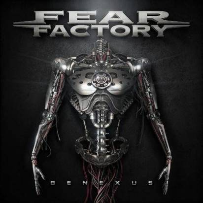 "Fear Factory ""Genexus Limited Edition"""