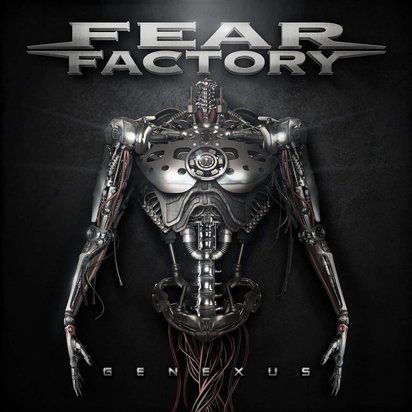 "Fear Factory ""Genexus Lp"""
