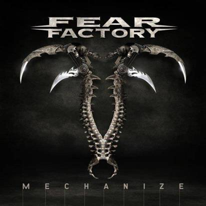 "Fear Factory ""Mechanize Limited Edition"""