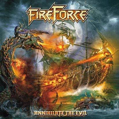 "Fireforce ""Annihilate The Evil"""
