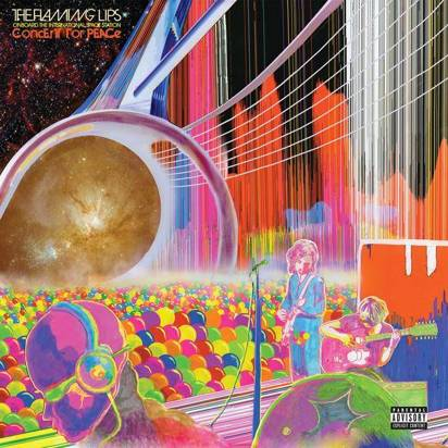 "Flaming Lips, The ""Onboard The International Space Station Concert For Peace Lp RSD"""