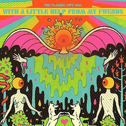 "Flaming Lips, The ""With A Little Help From My Fwends Lp"""