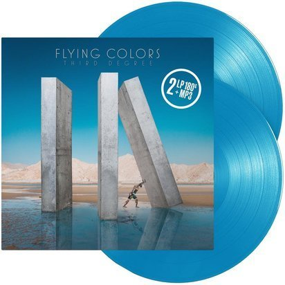 "Flying Colors ""Third Degree Blue LP"""