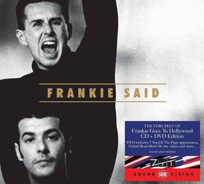 "Frankie Goes To Hollywood ""Frankie Said The Very Best Of"""