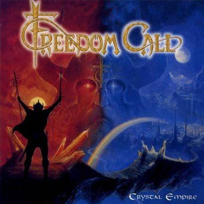 "Freedom Call ""Crystal Empire"""