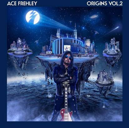 "Frehley, Ace ""Origins Vol 2"""