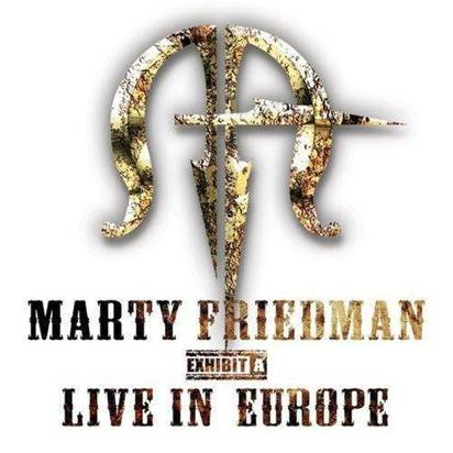 "Friedman, Marty ""Live In Europe"""