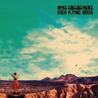 "Gallagher's, Noel High Flying Birds ""Who Built The Moon"""
