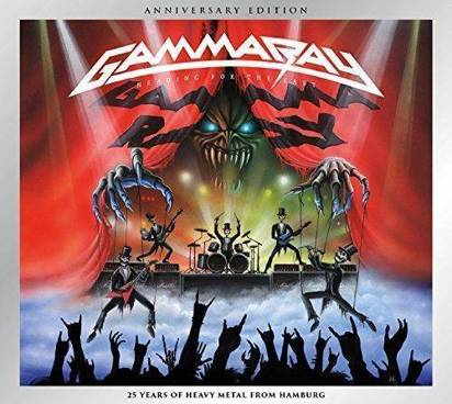 "Gamma Ray ""Heading For The East Anniversary Edition"""