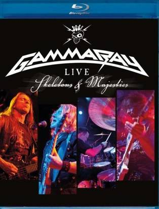 "Gamma Ray ""Skeletons & Majesties Live Br"""
